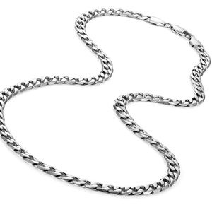 "Men's Urban Jewelry 21"" Stainless Steel Necklace"